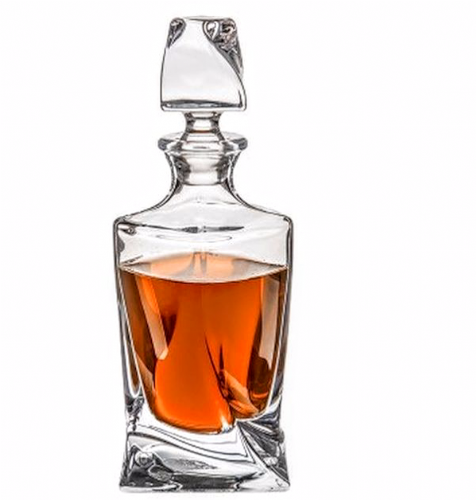 Quadro Curve Decanter 850ml